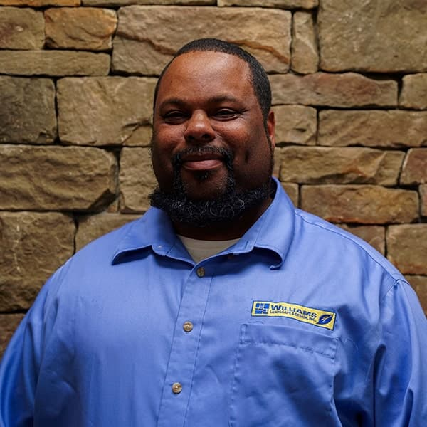 William Drummond, maintenance account manager for landscaping contractor Williams