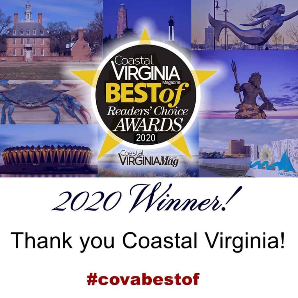 2020 Best of Winner for COVA